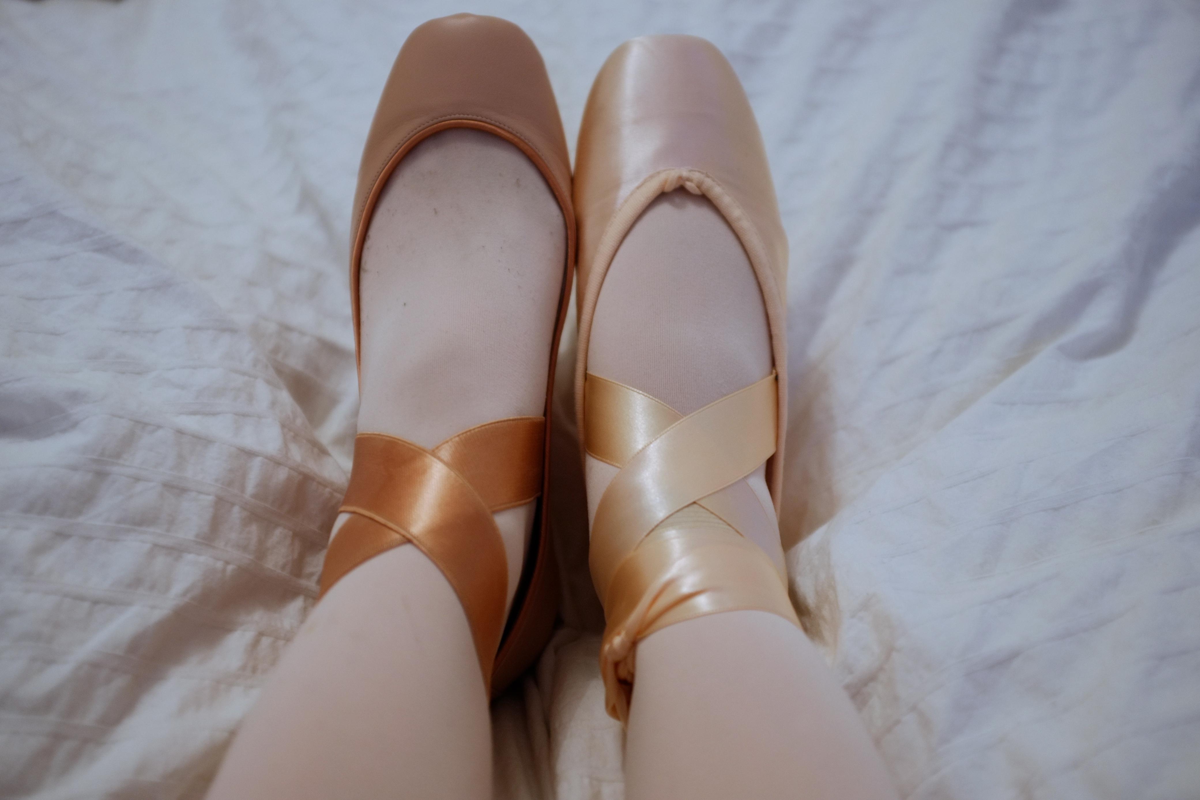 chlo232 vs pointe shoes wardrobe philosophy